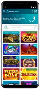 Aplicația Aplay pentru iOS și Android