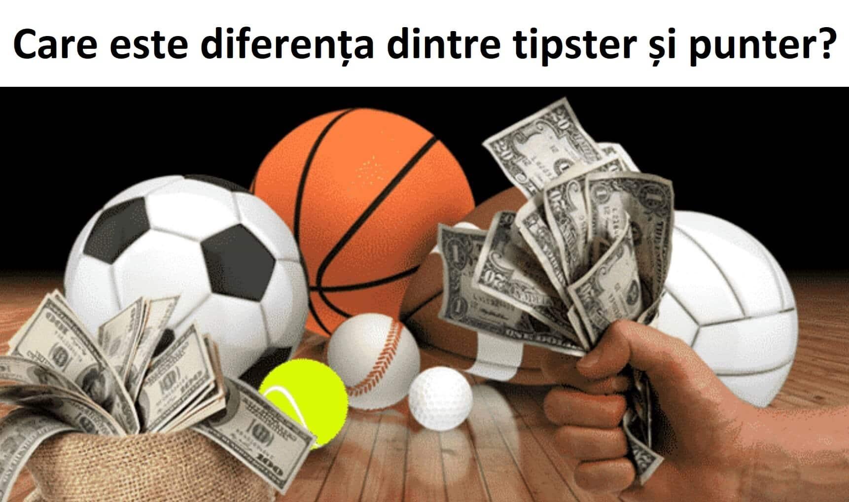 Care este diferența dintre tipster și punter