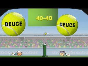 Ce este dubla în tenis