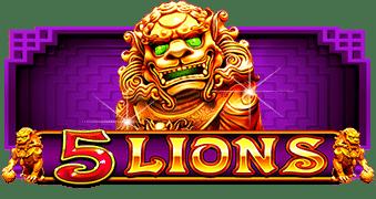 Slotul 5 Lions