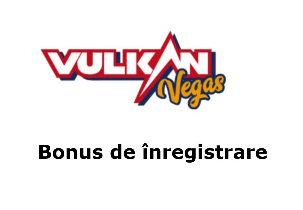 Vulkan Vegas inregistrare si recenzie