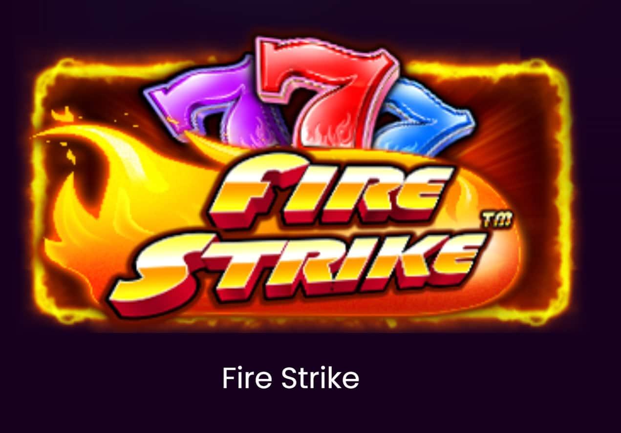 Slotul Fire Strike