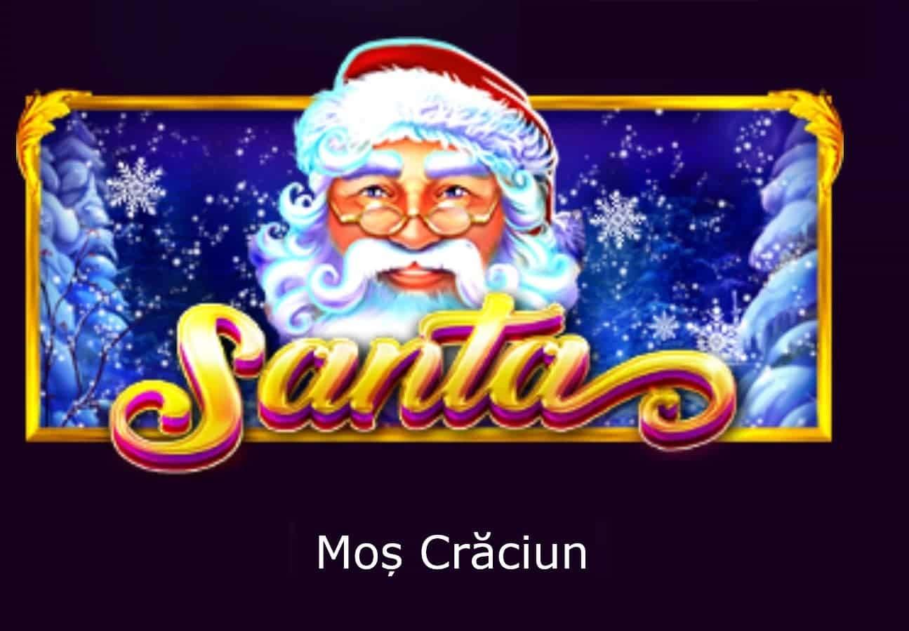 Slotul Santa, creat de Pragmatic Play