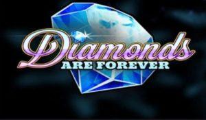 Slot Diamonds are Forever