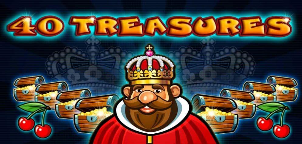 Slotul 40 Treasures