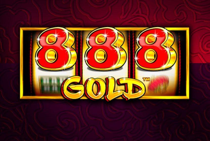 888 Gold slotul