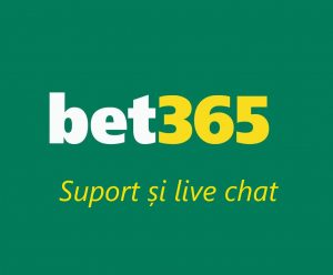 Bet365 Suport și live chat