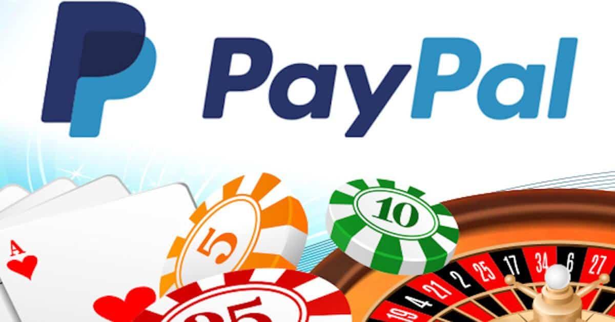 Cazinouri care accepta depuneri prin PayPal