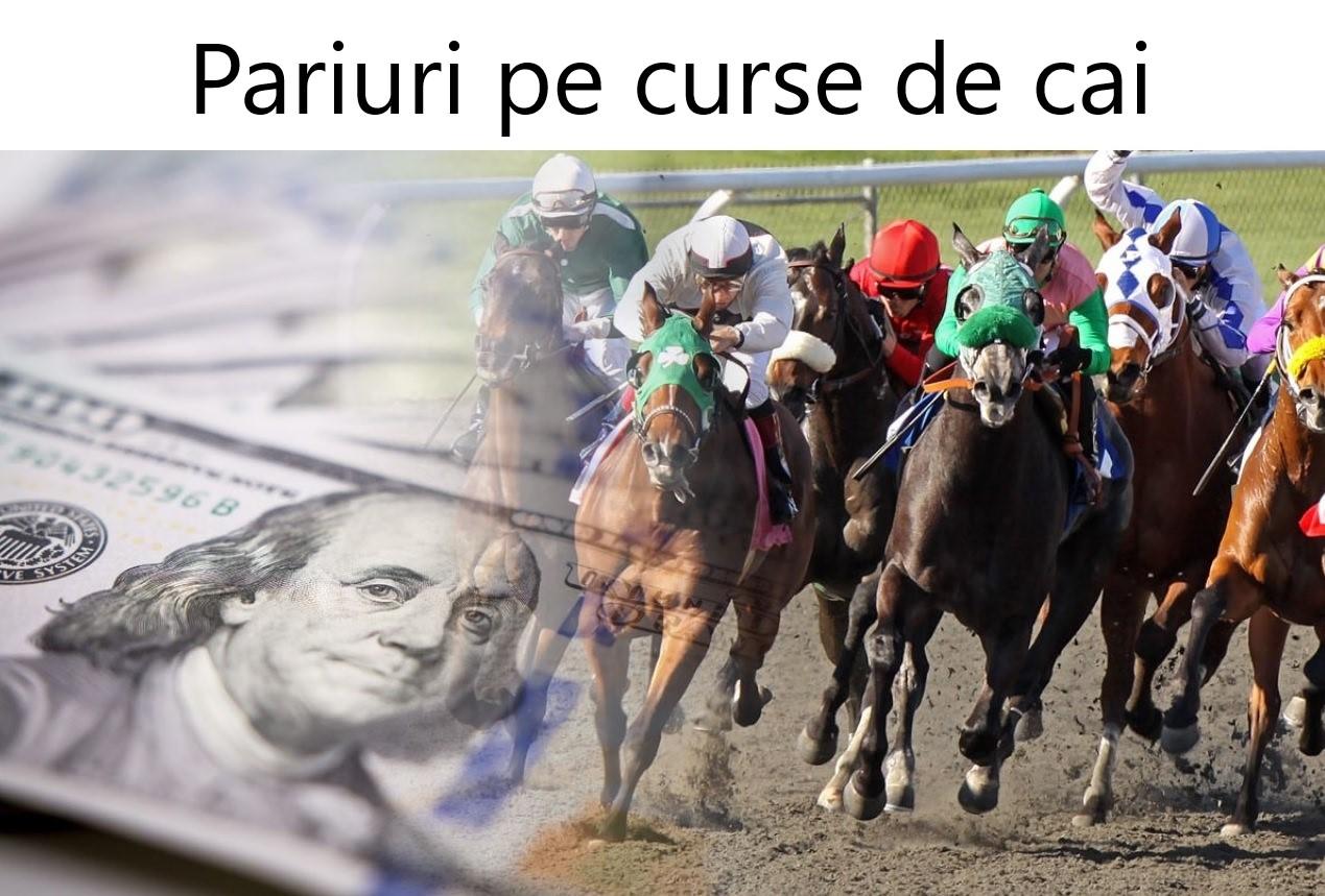 Pariuri pe curse de cai