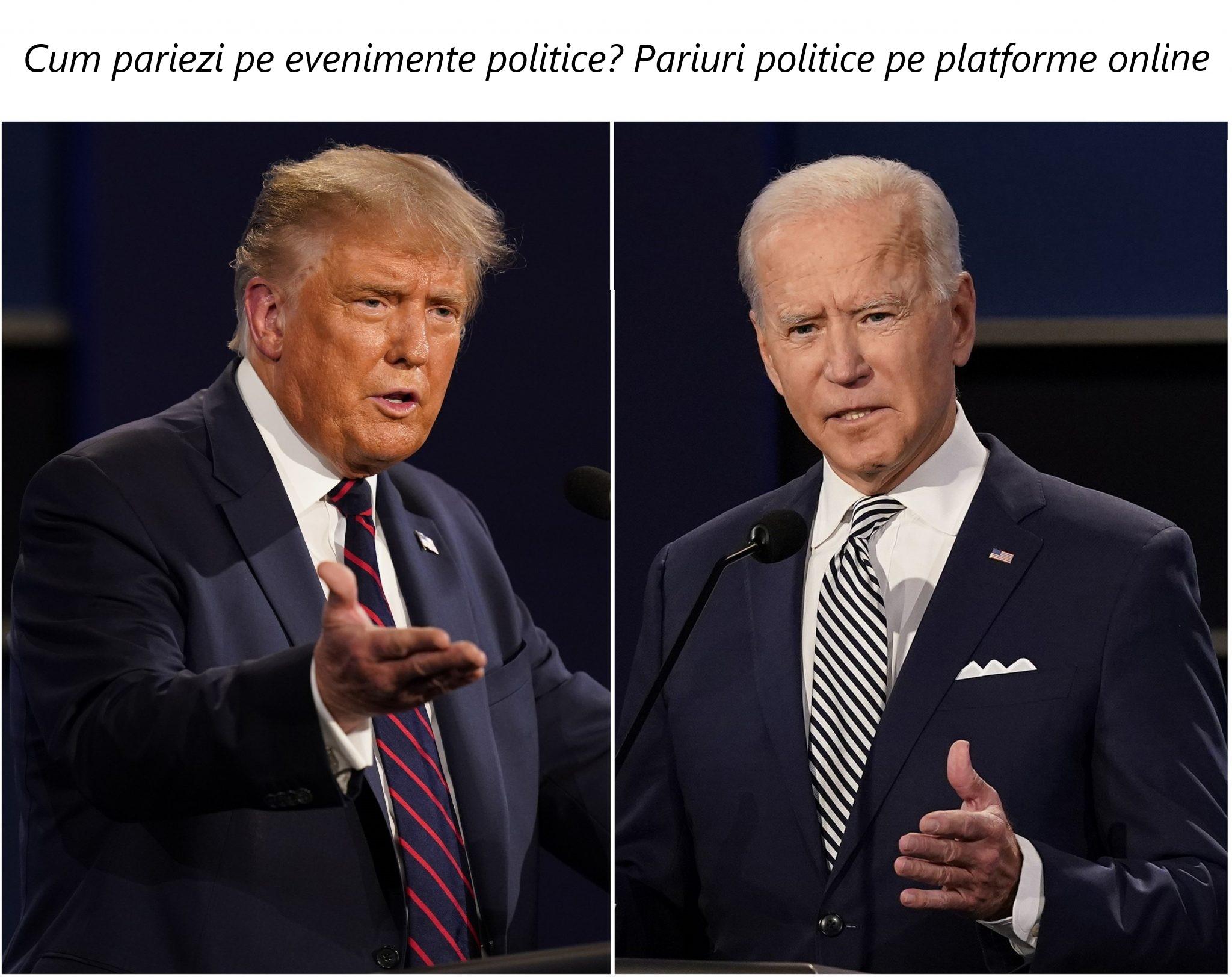 Pariuri politice