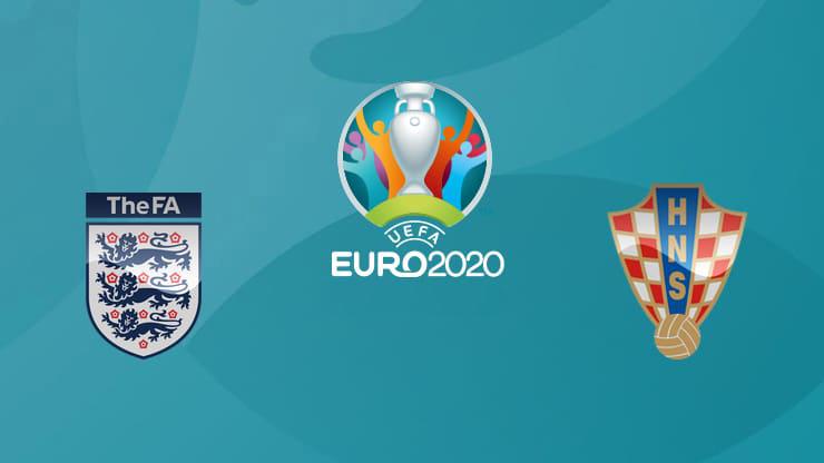 Euro2020 Anglia-Croatia