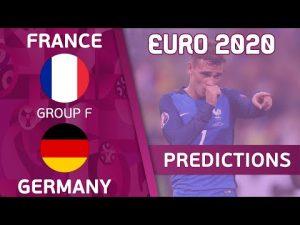 Euro2020 Franta-Germania
