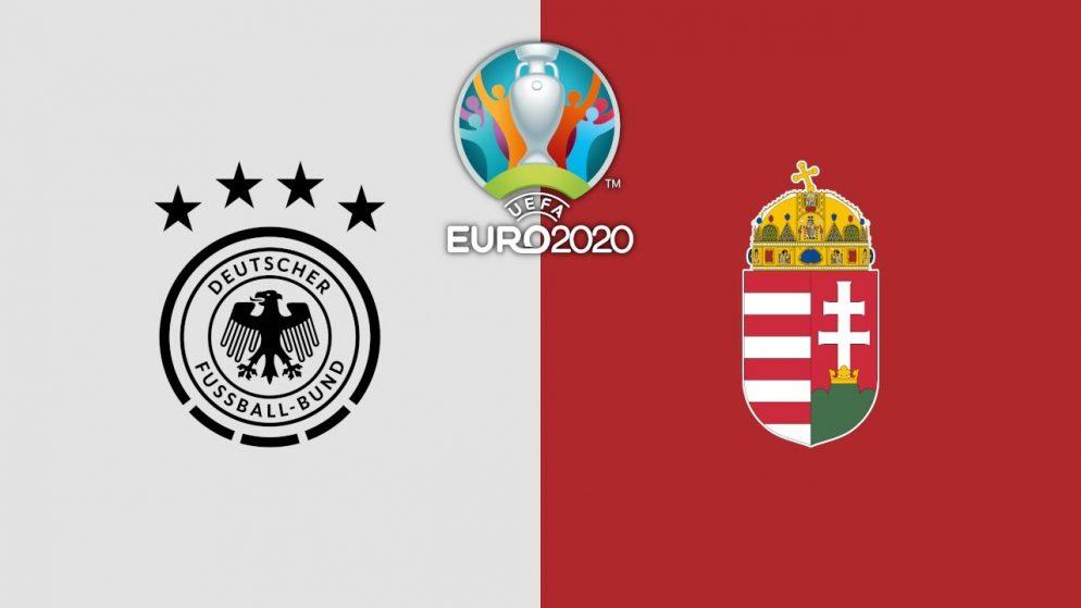 Euro2020 Germania Ungaria