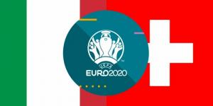 Euro2020 Italia Elvetia