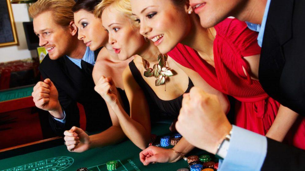 Muzica si riscuri in cazino