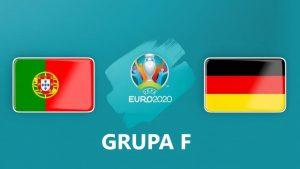 Euro2020 Portugalia Germania