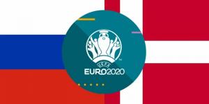 Euro2020 Rusia - Danemarca