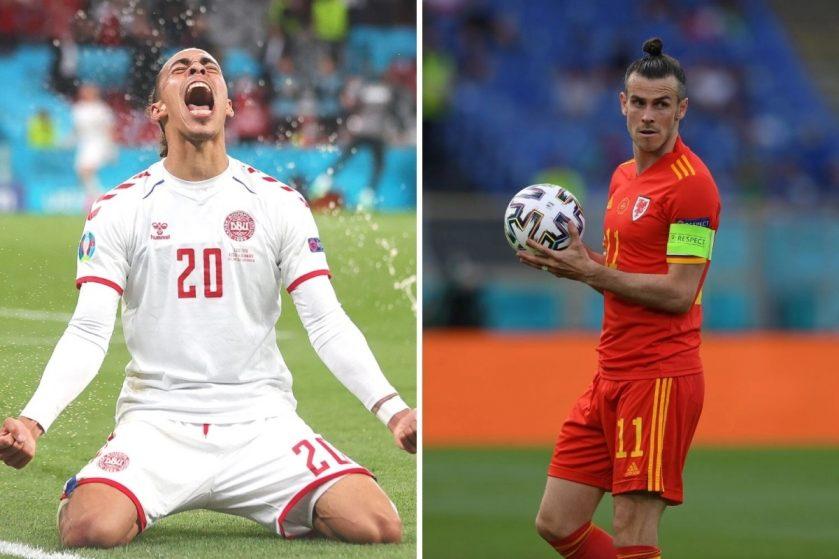 Euro2020 Tara Galilor - Danemarca