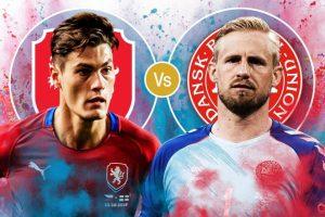 Euro2020 Cehia - Danemarca