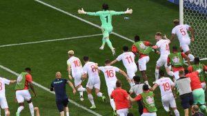 Euro2020 Elvetia - Spania