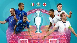Euro2020 Italia-Anglia