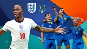 Euro2020 Ucraina - Anglia