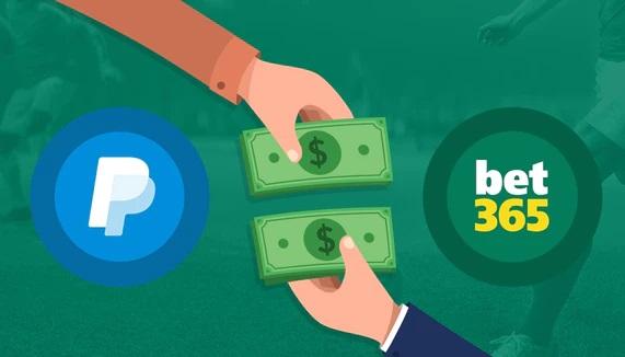 Depunere cu PayPal Bet365